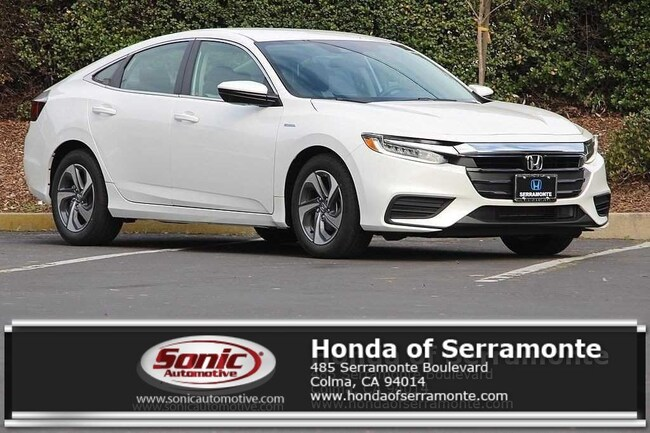 New 2019 Honda Insight LX Sedan in the Bay Area