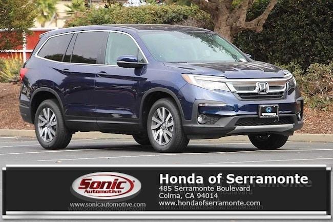 New 2019 Honda Pilot EX-L AWD SUV in the Bay Area