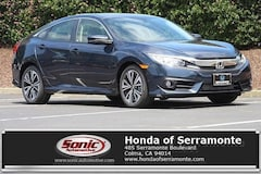 New 2018 Honda Civic EX-T Sedan serving San Francisco
