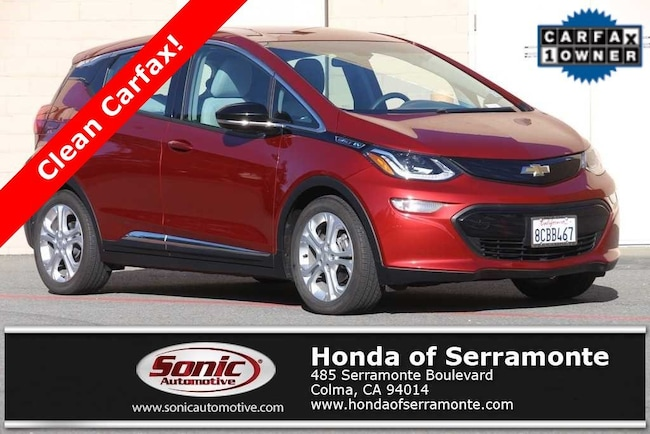 Used 2017 Chevrolet Bolt EV LT Wagon in the Bay Area