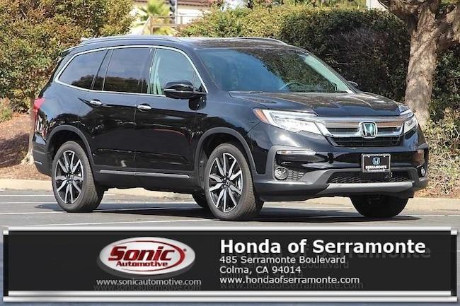 New 2019 Honda Pilot Touring 7-Passenger AWD SUV in the Bay Area