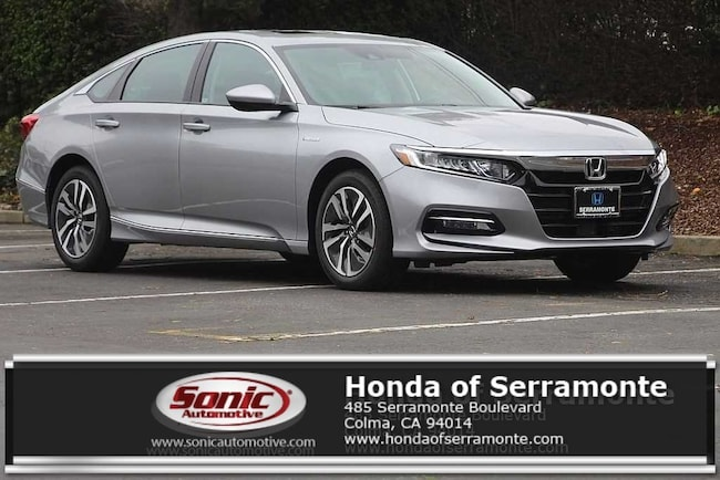 New 2019 Honda Accord Hybrid EX Sedan in the Bay Area