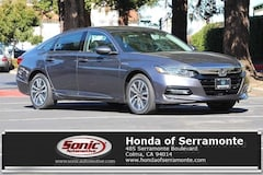 New 2019 Honda Accord Hybrid EX-L Sedan serving San Francisco
