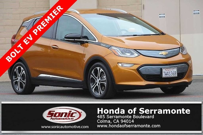 Used 2017 Chevrolet Bolt EV Premier Wagon in the Bay Area