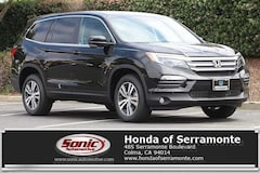 New 2018 Honda Pilot EX AWD SUV serving San Francisco
