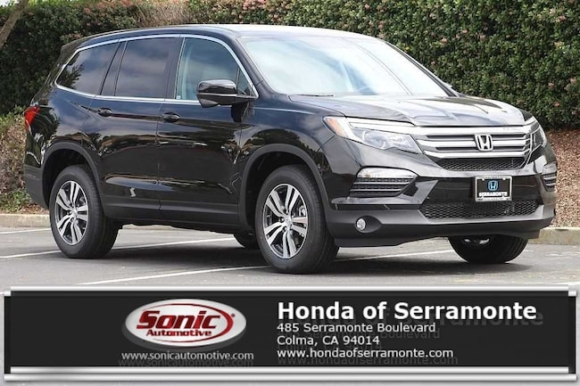 New 2018 Honda Pilot EX AWD SUV in the Bay Area