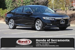 New 2019 Honda Accord EX-L Sedan serving San Francisco