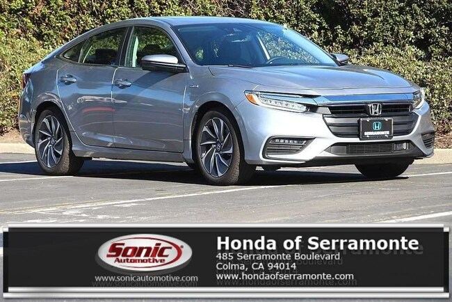 New 2019 Honda Insight Touring Sedan in the Bay Area