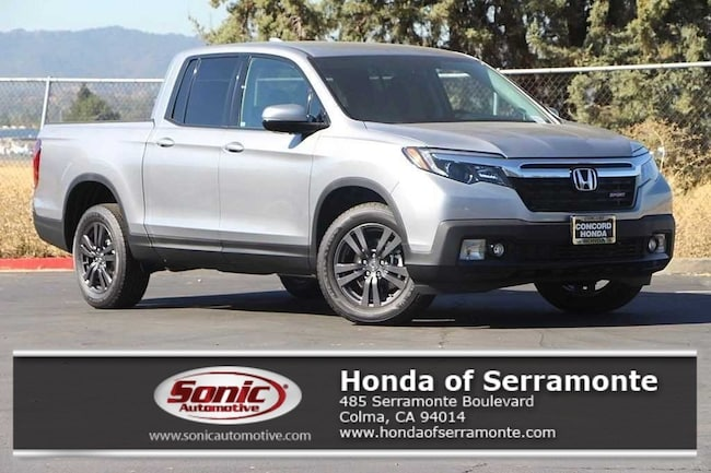 New 2019 Honda Ridgeline Sport AWD Truck Crew Cab in the Bay Area