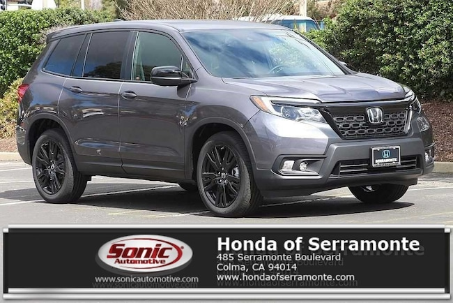 New 2019 Honda Passport Sport FWD SUV in the Bay Area