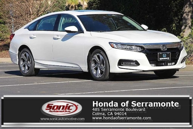 New 2019 Honda Accord EX-L Sedan in the Bay Area