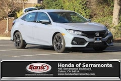 New 2019 Honda Civic Sport Hatchback serving San Francisco