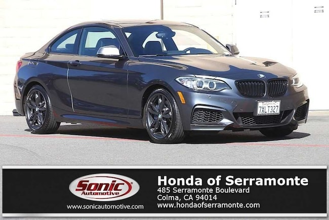 Used 2017 BMW M240i Coupe in the Bay Area
