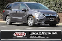 New 2019 Honda Odyssey EX Van serving San Francisco