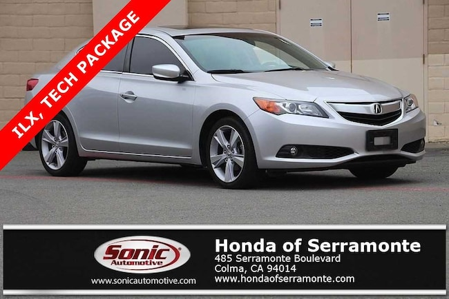 Used 2015 Acura ILX ILX 5-Speed Automatic with Technology Package Sedan in the Bay Area