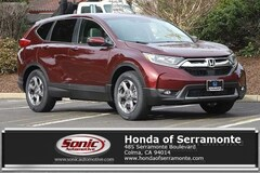 New 2019 Honda CR-V EX 2WD SUV serving San Francisco