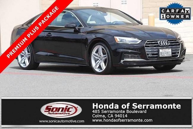 Used 2018 Audi A5 2.0T Premium Coupe in the Bay Area