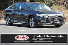 New 2018 Honda Accord EX Sedan serving San Francisco