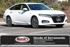 New 2019 Honda Accord Hybrid Touring Sedan serving San Francisco