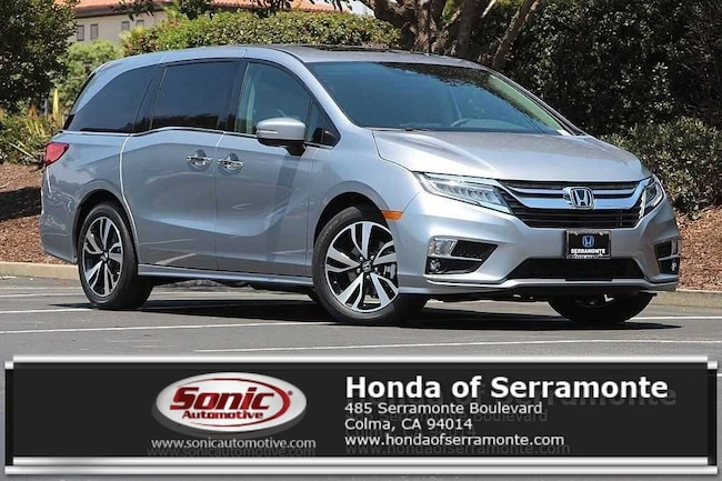 New 2019 Honda Odyssey Elite Van in the Bay Area