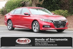 New 2018 Honda Accord EX-L 2.0T Sedan serving San Francisco