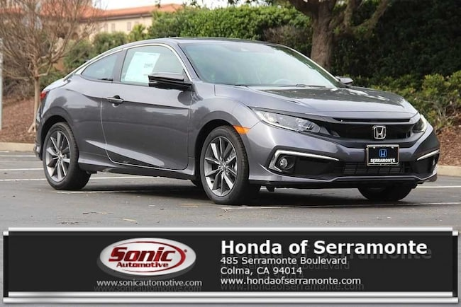 New 2019 Honda Civic EX Coupe in the Bay Area