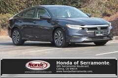 New 2019 Honda Insight Touring Sedan serving San Francisco