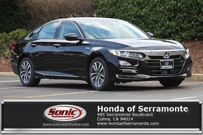 New 2019 Honda Accord Hybrid Touring Sedan in the Bay Area