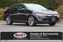 New 2018 Honda Clarity Plug-In Hybrid Sedan Sedan serving San Francisco