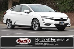 New 2018 Honda Clarity Plug-In Hybrid Touring Sedan serving San Francisco