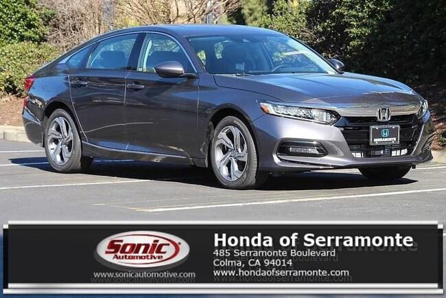 New 2019 Honda Accord EX-L Sedan in the Bay Area