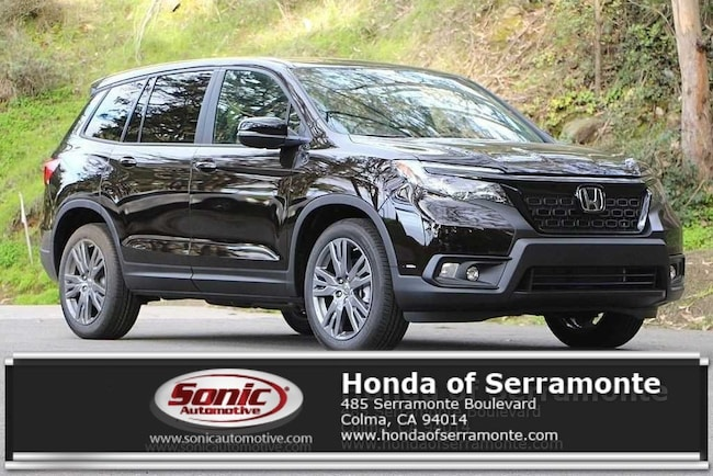 New 2019 Honda Passport EX-L FWD SUV in the Bay Area