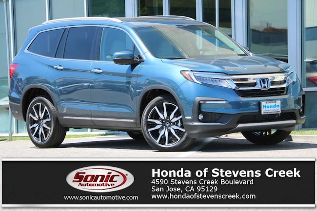 New 2019 Honda Pilot Touring 7-Passenger AWD SUV in San Jose
