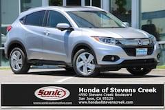 New 2019 Honda HR-V EX-L AWD SUV in San Jose