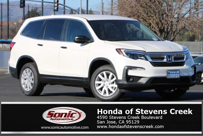 New 2019 Honda Pilot LX AWD SUV in San Jose