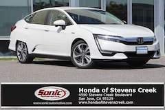 New 2018 Honda Clarity Plug-In Hybrid Touring Sedan in San Jose