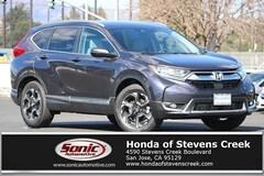 New 2019 Honda CR-V Touring AWD SUV in San Jose