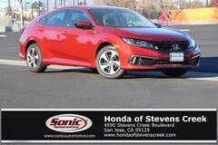 New 2019 Honda Civic LX Sedan in San Jose