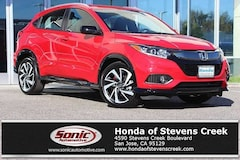 New 2019 Honda HR-V Sport 2WD SUV in San Jose