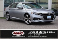 New 2018 Honda Accord Touring Sedan in San Jose
