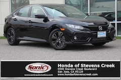 New 2018 Honda Civic EX Hatchback in San Jose