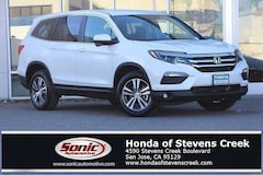 New 2018 Honda Pilot EX AWD SUV in San Jose