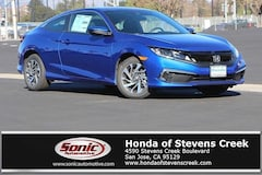 New 2019 Honda Civic LX Coupe in San Jose