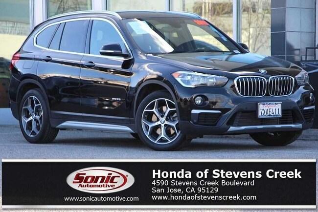 Used 2016 BMW X1 xDrive28i SUV in San Jose