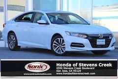 New 2019 Honda Accord Hybrid Sedan Sedan in San Jose