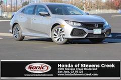 New 2019 Honda Civic LX Hatchback in San Jose