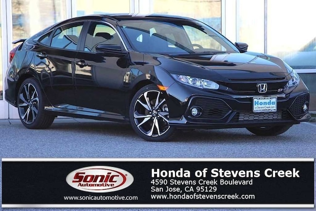 New 2019 Honda Civic Si Base Sedan in San Jose