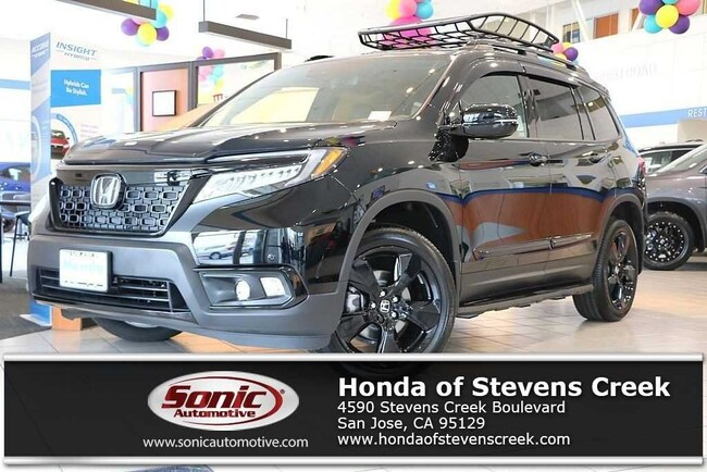 New 2019 Honda Passport Elite AWD SUV in San Jose