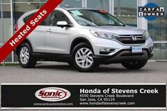 Used 2016 Honda CR-V EX FWD SUV in San Jose