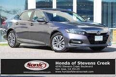 Used 2019 Honda Accord Hybrid EX Sedan in San Jose